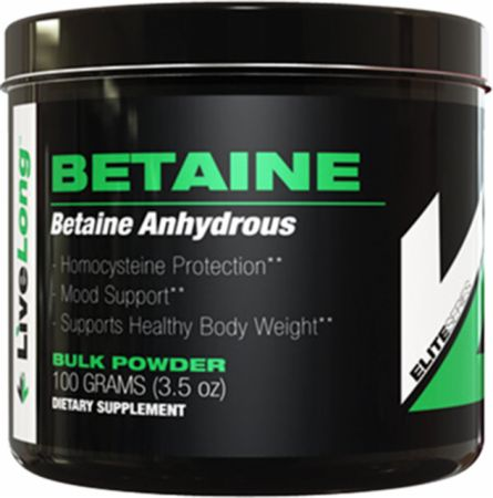 Image of LiveLong Nutrition Betaine 100 Grams
