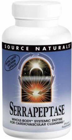 Source Naturals Serrapeptase
