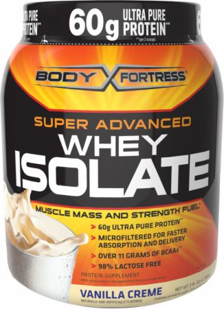 Super Advanced Whey Isolate