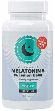 Melatonin 5 With Lemon Balm