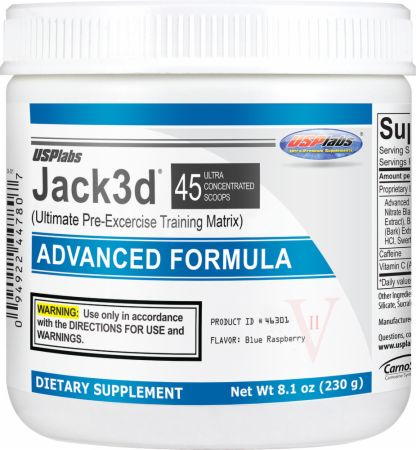 Jack3d Advanced