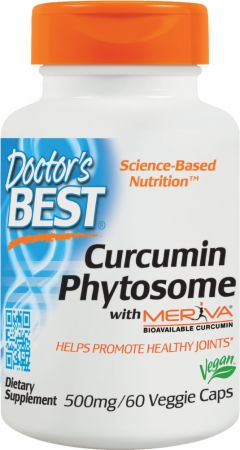 Curcumin Phytosome featuring Meriva