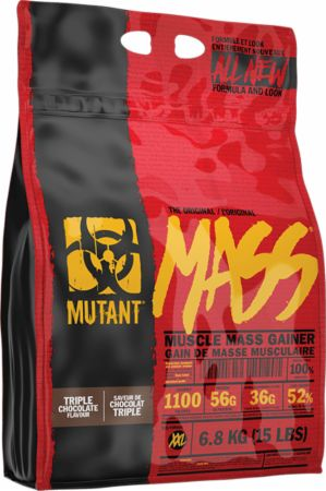 Mutant Mass 15 LB (6800 гр)