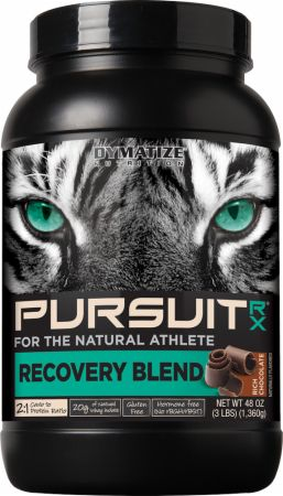 Pursuit-Rx All Natural Recovery Blend