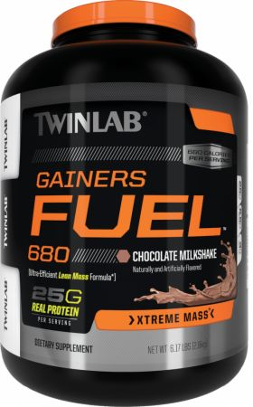 Gainers Fuel by Twinlab at Bod...