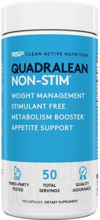 QuadraLean Stim-Free Fat Burner