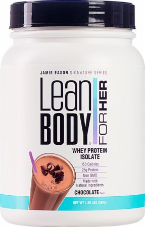 Jamie Eason Signature Series Whey Protein Isolate