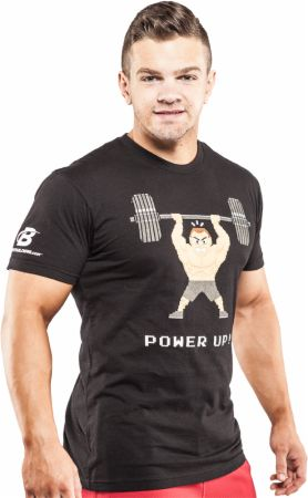 Power Up Tee