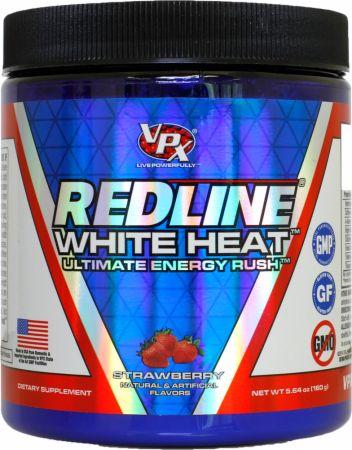 Redline White Heat