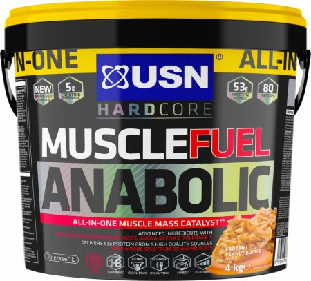 usn muscle fuel anabolic 4kg chocolate
