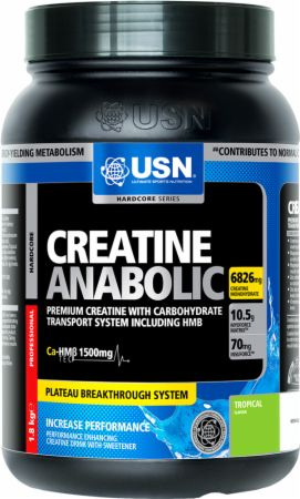 Creatine Anabolic by USN at Bodybuilding.com! - Best Prices on