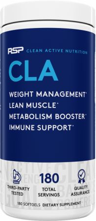 CLA by RSP Nutrition at Bodybuilding.com - Best Prices on CLA!
