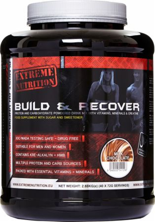 Build & Recover