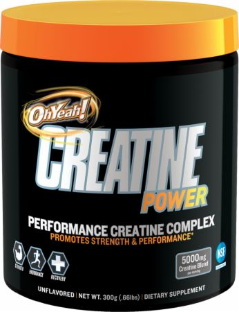 OhYeah! Creatine Power