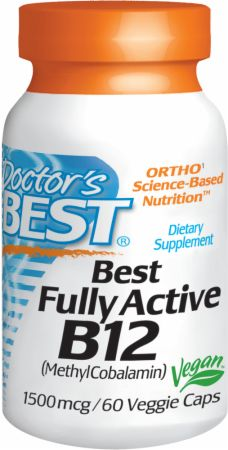 Best Fully Active B12