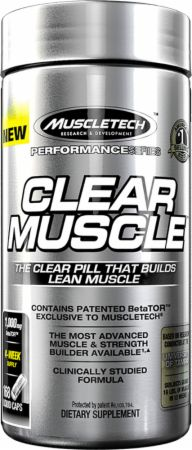 Performance Series Clear Muscle