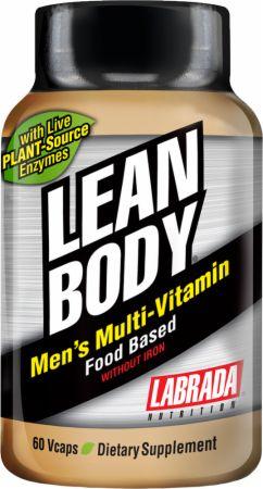 Lean Body Men's Multi-Vitamin