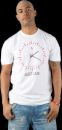 Just Live Time Tee