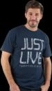 Just Live 24/7 Tee