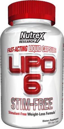 Lipo-6 STIM-FREE