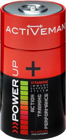Power Up Vitamins