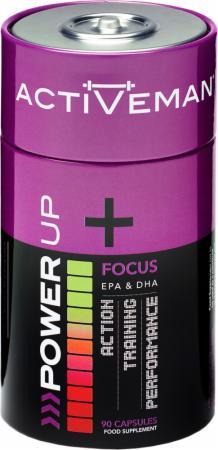 Power Up Focus