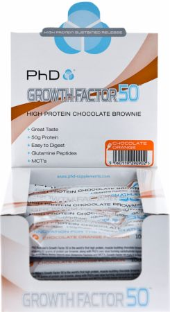 Growth Factor 50 Brownies