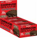 MuscleMeds Carnivor Brownie, 12 - 52g Brownies