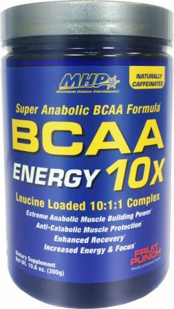 mhp bcaa 10x energy купить
