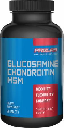 Glucosamine Chondroitin MSN