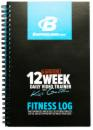 Kris Gethin Fitness Log
