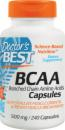 Doctor's Best BCAA Capsules, 240 Capsules