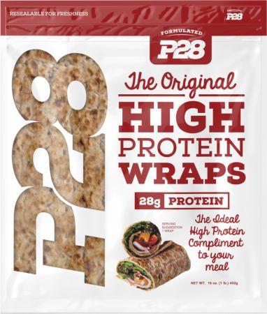 High Protein Wraps