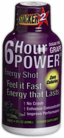 Stacker 2 6-Hour Power Energy Shot