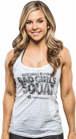 Women's Bad Girls Squat Tank