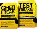 PharmaFreak TEST FREAK + GH FREAK Stack