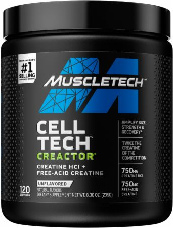 Creactor by MuscleTech at Bodybuilding.com - Best Prices