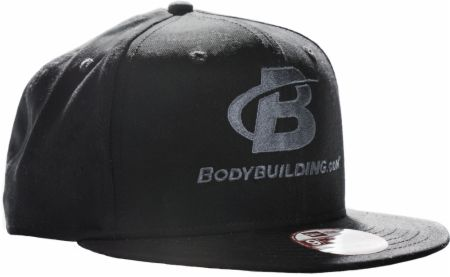 B Swoosh New Era Snapback Hat