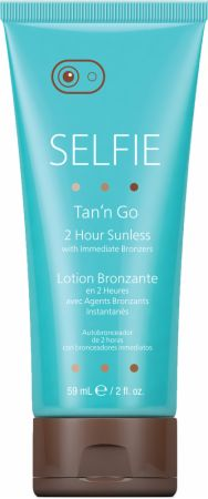 Tan 'n Go 2 Hr Sunless With Immediate Bronzers