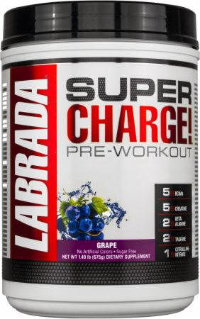 Super Charge Pre-Workout