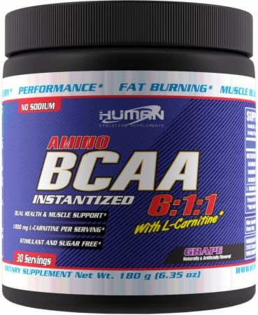 BCAA 6:1:1 with L-Carnitine