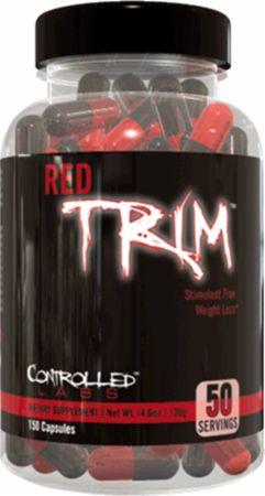 Red Trim