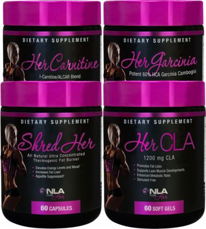 NLA Advanced Fat Burning Stack