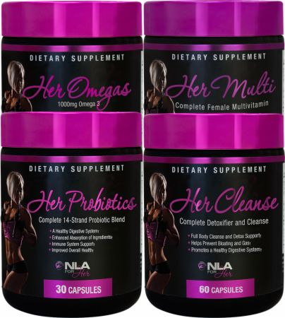 NLA Her Healthy Living Stack