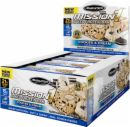 MuscleTech Mission1 Clean Protein Bar, 12 - 60g Bars