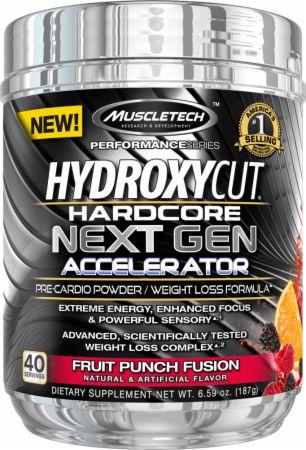 Hydroxycut Hardcore Next Gen Accelerator
