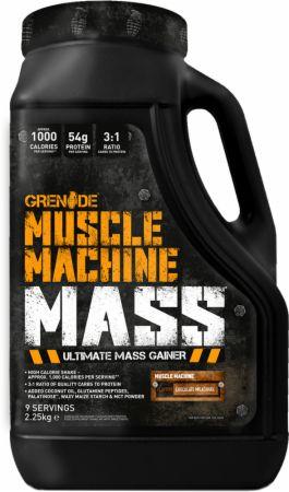 Muscle Machine Mass