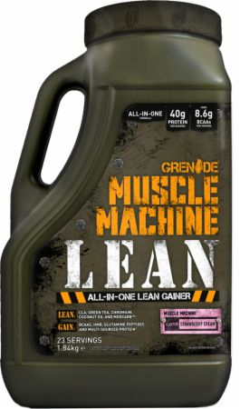 Muscle Machine Lean