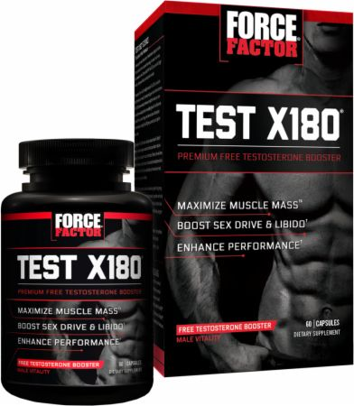 Test X Ignite is the modified version of Test X and was designed for those who are looking, in addition to boosting testosterone levels, to boost their metabolism and burn fat. Test X Alpha is the other modified version of Test X and was designed for those who are looking to gain strength and pack on muscle in addition to testo.