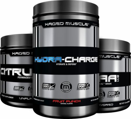 Intra-Workout Pump Stack
